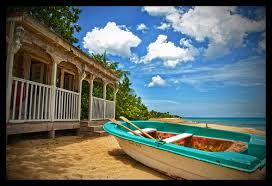 death in paradise bungalow
